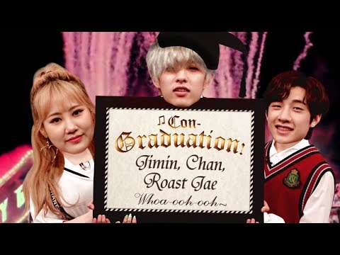 ASC 325: ♫ ConGraduation! Jimin, Chan, Roast Jae; Woohoohooh~