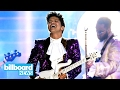 - Bruno Mars & The Time Perform