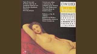 Concerto Per Violino E Orchestra in Mi MInore, Op. 64: I. Allegro molto appassinato