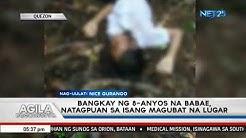 Bangkay ng 8-anyos na babae, natagpuan sa isang magubat na lugar