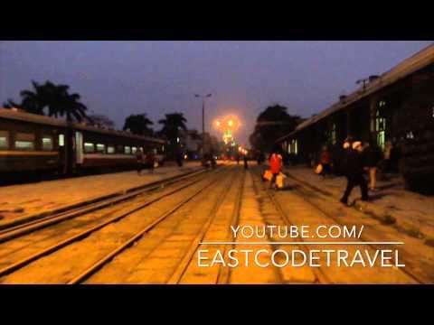 HaiPhong train station Vietnam