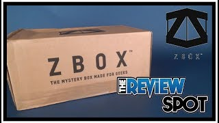 Subscription Spot | ZBox March 2018