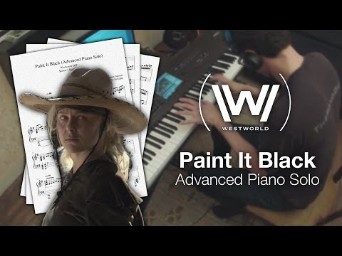 Westworld - Paint It Black (Full Advanced...
