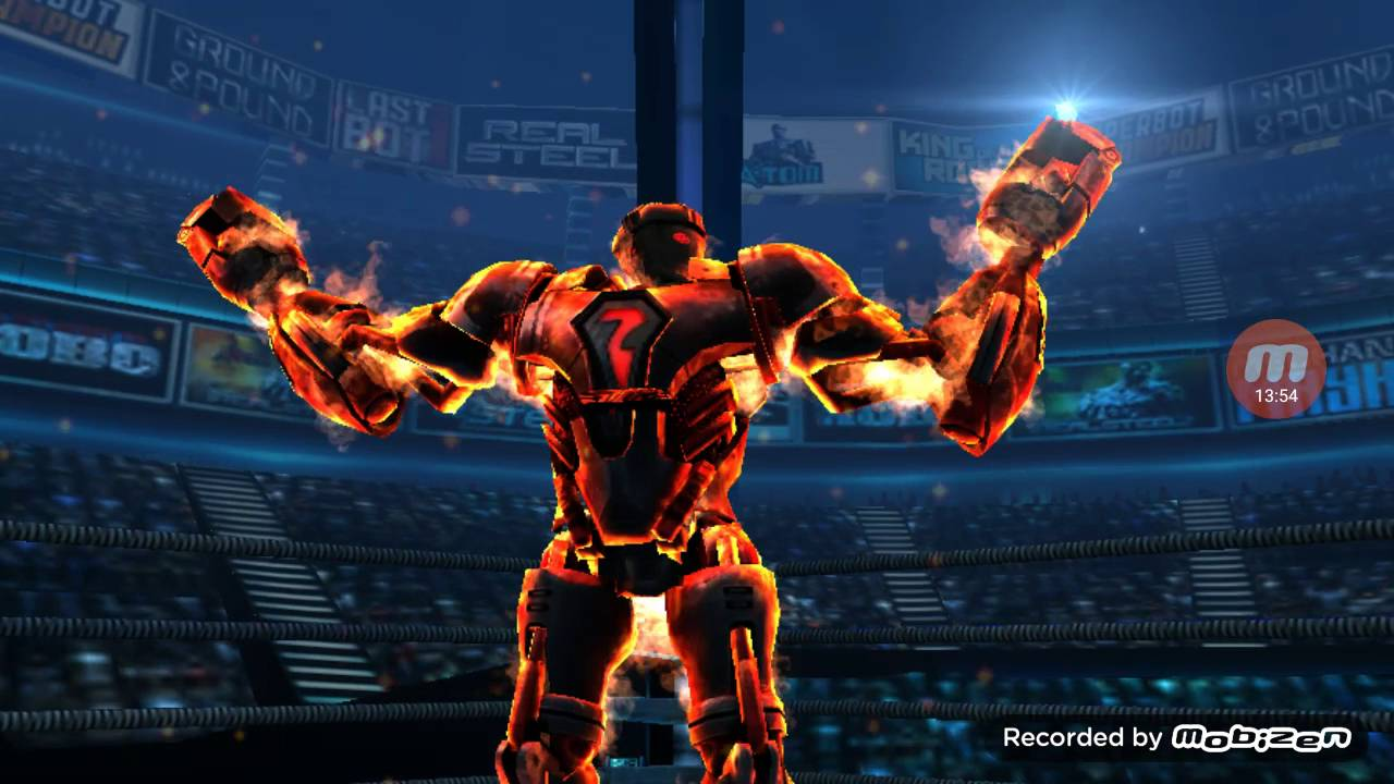 real steel champions: defeating zeus and asura - youtube