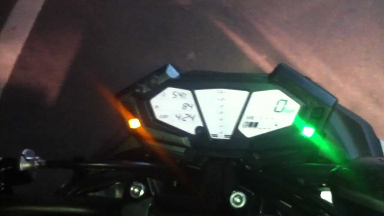 Mi Nueva Kawasaki Z800 Youtube