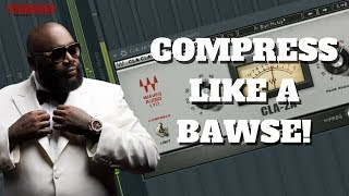 CLA-2A COMPRESSOR/LIMITER PLUGIN LIFE HACKS | HOW TO USE IT TUTORIAL