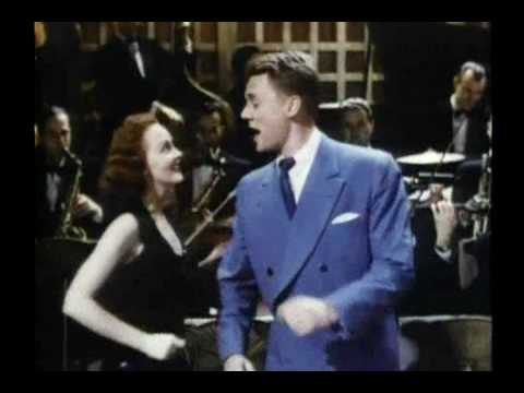 "Till The Clouds Roll By (1946) - Lucille Bremer & Van Johnson - ""I Won't Dance"""