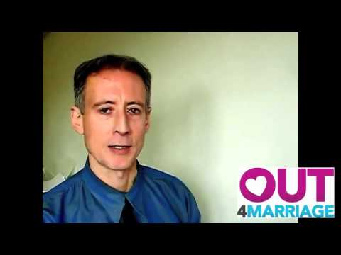 Peter Tatchell Comes @Out4Marriage - Will You?