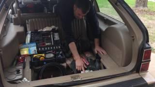 Everyday Prepper Vehicle Basic Kit