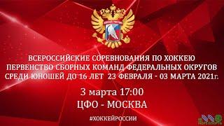 ЦФО-Москва. Первенство сборных команд федеральных округов.