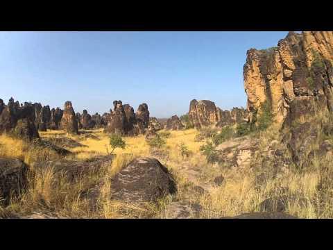 The Sindou Peaks, Burkina Faso