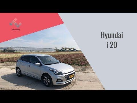 Review Hyundai i20 2019
