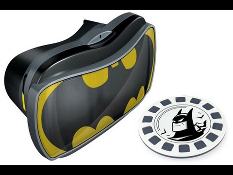 The VR Shop - Unboxing & Hands on Review - View-Master Batman: The Animated Series