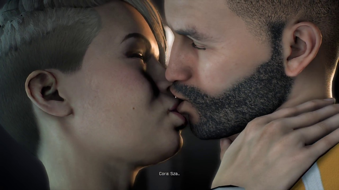 Mass effect sex scene clips
