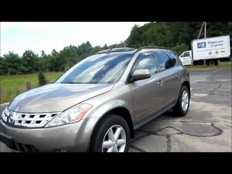 2004 Nissan Murano SE AWD Start Up, Engine & In Depth Tour