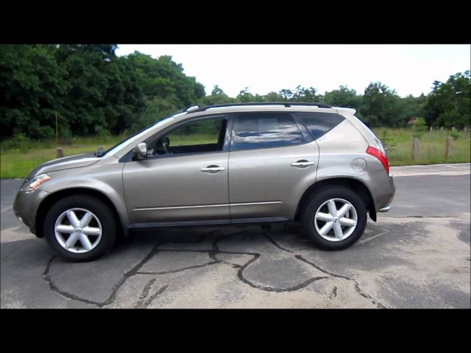 04 nissan murano reviews