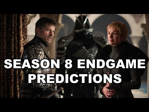 Endgame Theories and Predictions - Game of Thrones Season 8 Q&A
