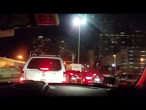 Fun with the Holland tunnel