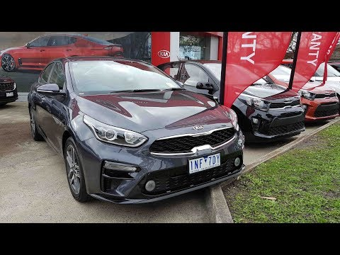 2019 KIA Cerato/Forte In depth Tour Exterior and Interior