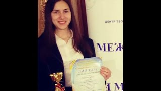 Gallerytalents.ru Интернет-конкурс «Галерея талантов» — Семенихина Олеся, 14 лет, Воронеж, Россия