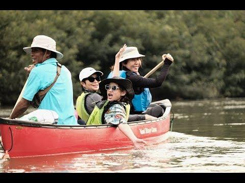 เรือแคนู Journey จาก Mad River