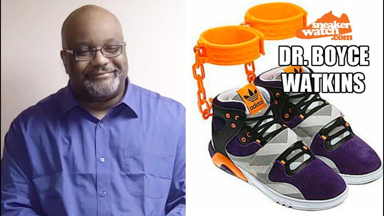 Dr. Boyce Watkins Talks Jeremy Scott's