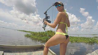 Bikini Bowfishing Bloopers: the BEST of the Worst - Part 1