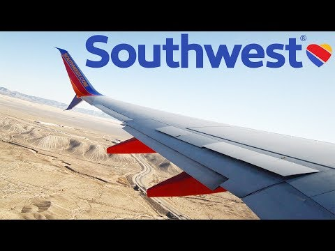 Southwest Airlines Boeing 737-700 (N285WN) Takeoff from Albuquerque International Sunport (ABQ)