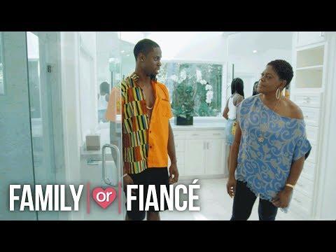 Chris' Mother Makes a Grand Entrance | Family or Fiancé | Oprah Winfrey Network