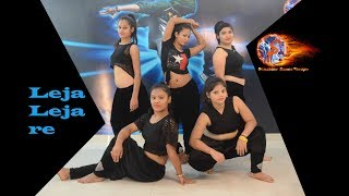 Leja Re | ladies sangeet dance choreography | Dhvani Bhanushali