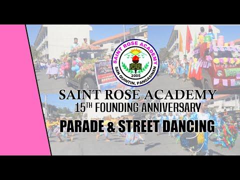 SAINT ROSE ACADEMY PARADE & STREET DANCE 2020