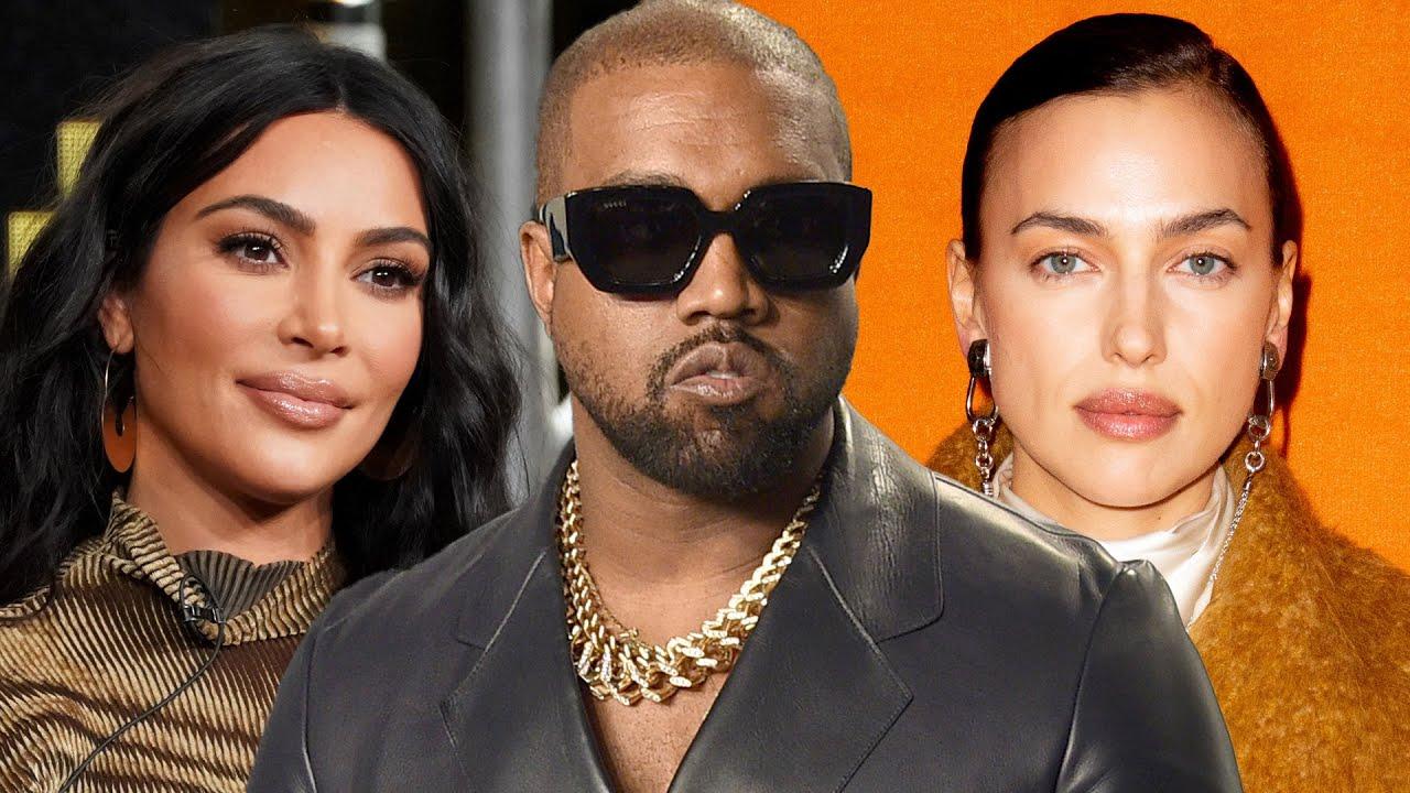 How Kim Kardashian REALLY Feels About Kanye West Dating Irina Shayk (Source)