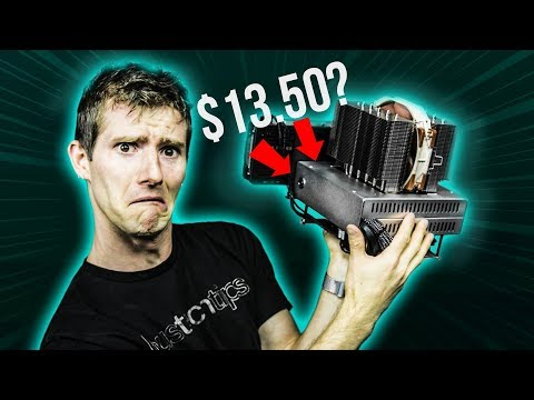 Thumbnail: The CHEAPEST PC Case on the Market
