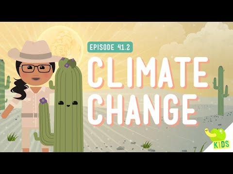 Climate Change: Crash Course Kids #41.2