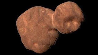 New Horizons llega a Ultima Thule. El Nuevo planeta Farout