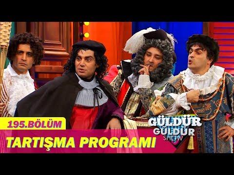 Güldür Güldür Show 195.Bölüm - Tartışma Programı