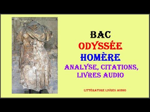 BAC Odyssée de Homère -  Analyse, Citations, CC BY-SA 3.0