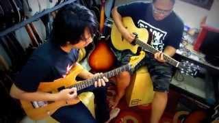 Melody Gitar Batak Lagu Daerah  ( Rambadia Instrument ) Terbaik Masa Kini