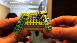 ROBOTIS PLAY300 DINO TRICERATOPS Linkage