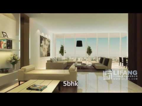 Lifang New Luxury Mumbai Hotel Architectural Visualization and Animation CGI 3D Walkthrough