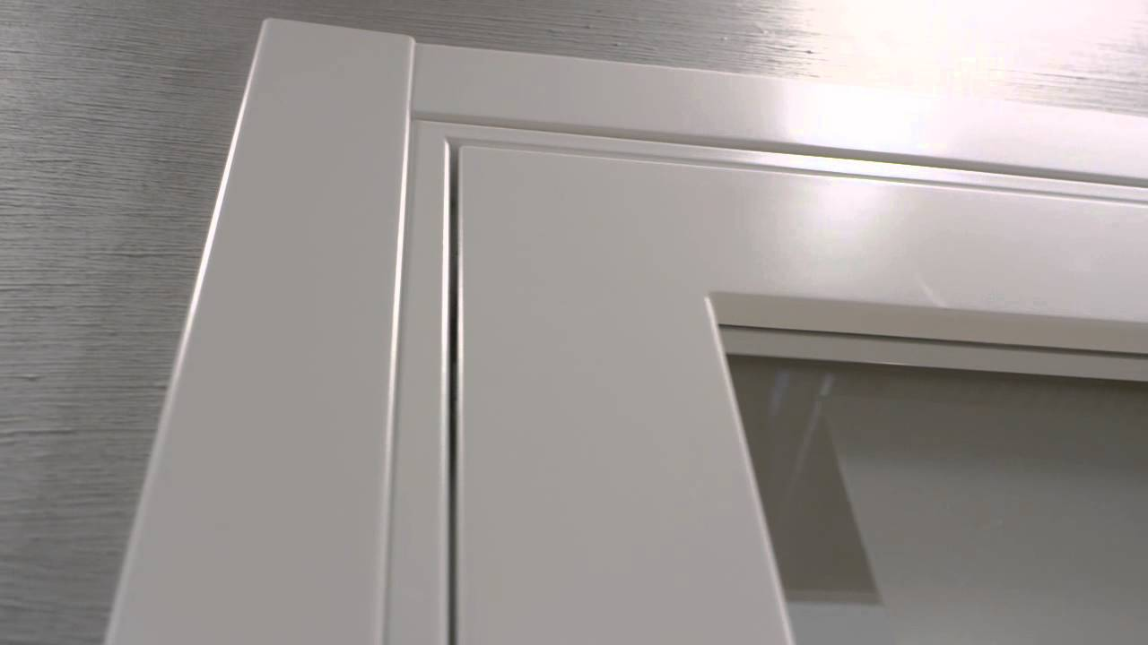 garofoli made 2015 miraquadra porte doors youtube