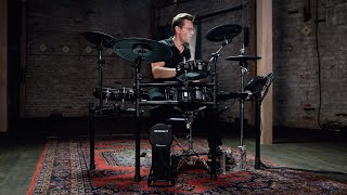 Roland V-Drums TD-27KV Electronic Drum Kit | Overview with Thomas Lang