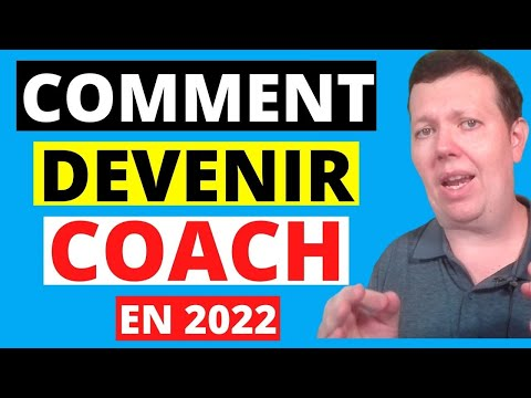 Comment devenir coach de vie en ligne sur internet en 2021,se lancer comme coach,vivre du coaching