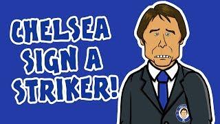 ✍🏻CHELSEA SIGN A STRIKER!✍🏻 (Giroud? Crouch? Carroll? Llorente?)