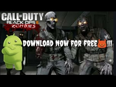 [50mb]How to Download Call of Duty:Black Ops Zombie in Android for free💰💰💰