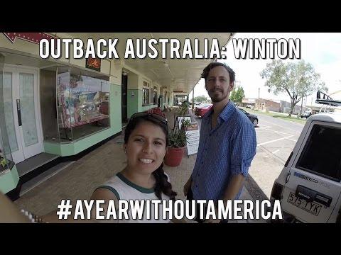 Outback Australia: Winton [#AYearWithoutAmerica]