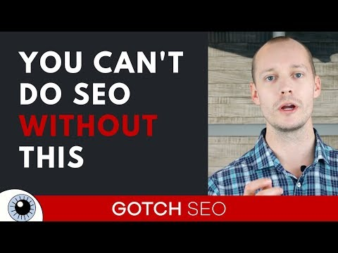 You CAN'T Do SEO Without This