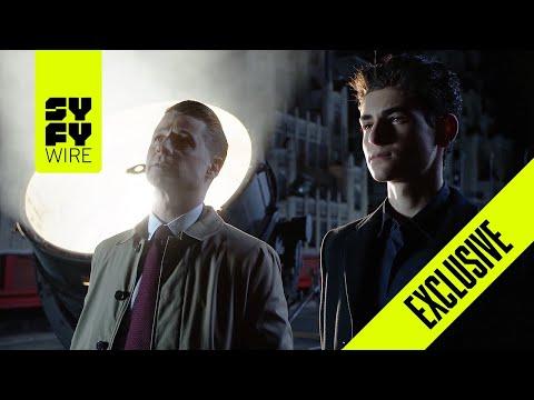 Exclusive Supercut: Dark Knight Of Gotham   SYFY WIRE