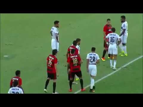 Sport 0 x 1 Coritiba: Gol de Amaral - Brasileirão 2016