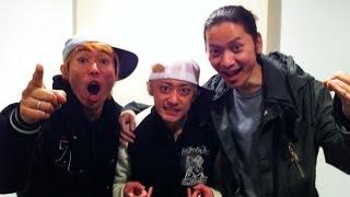 AKIHIRO NAMBAFIGH × TAKESHI UEDA FIGHT IT OUT feat K Pay money To my Pain